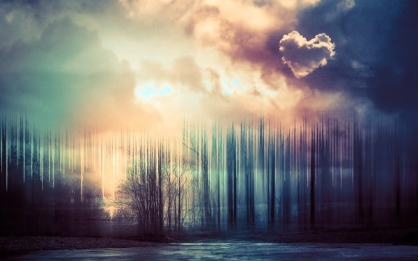 Artistic Sky HD Wallpaper   Background Image