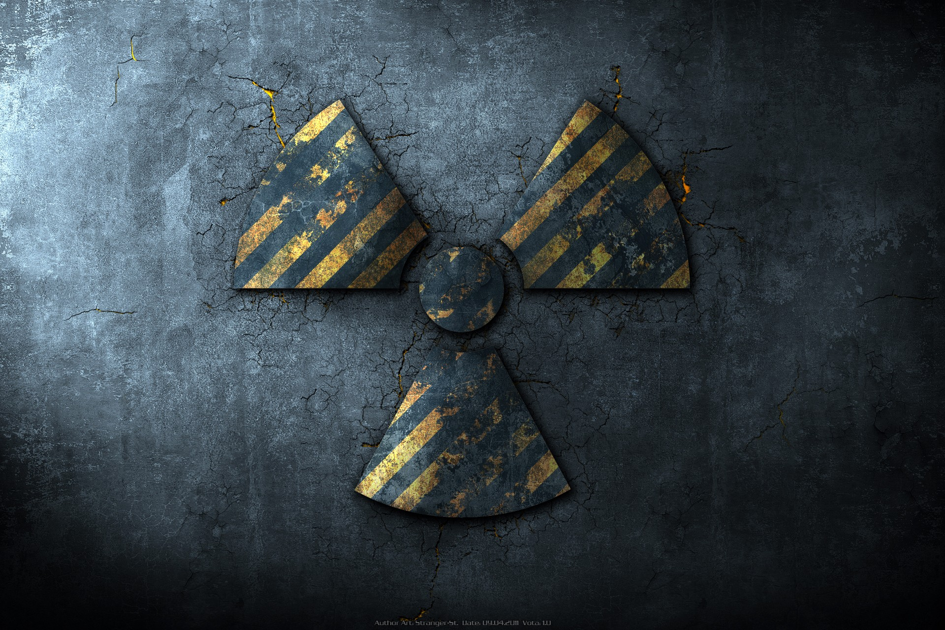 Radioactive Full HD Wallpaper and Background | 1920x1280 ...