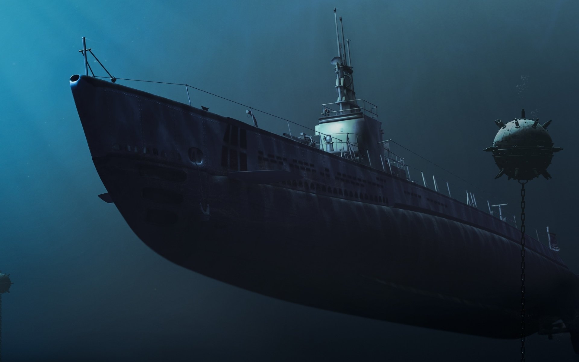 Military - Submarine  Wallpaper
