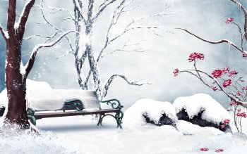 Artistic - Winter Wallpapers and Backgrounds ID : 352004