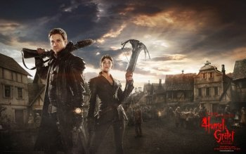 Movie - Hansel & Gretel: Witch Hunters Wallpapers and Backgrounds ID : 352424