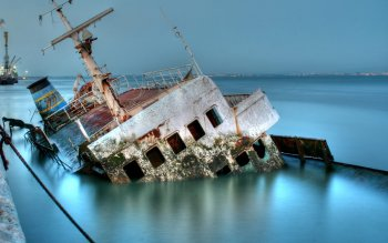Vehículos - Wreck Wallpapers and Backgrounds ID : 353580