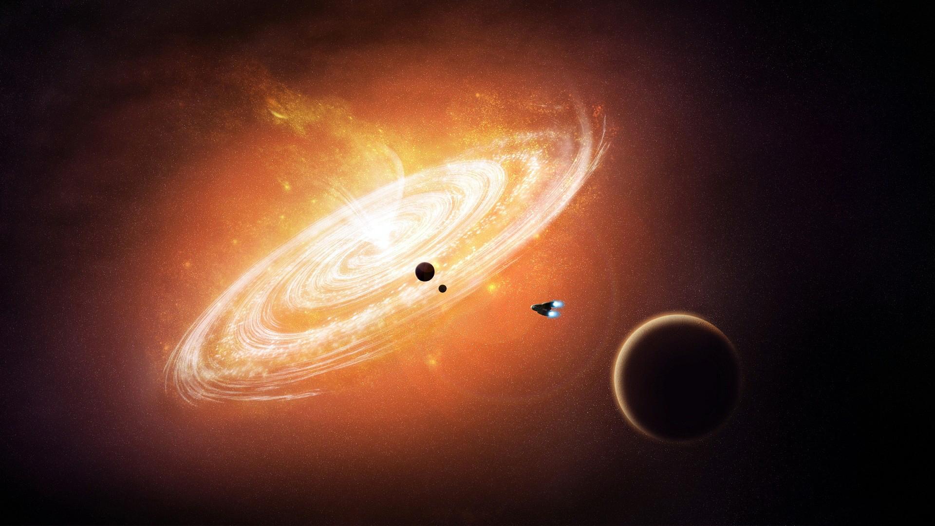 quasar black