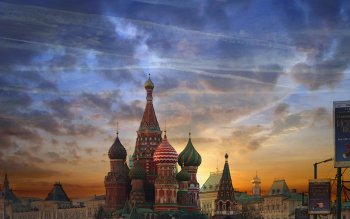 Religiös - Saint Basil's Cathedral Wallpapers and Backgrounds ID : 355710