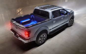 Vehicles - 2013 Ford Atlas Wallpapers and Backgrounds ID : 355714