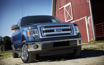 Vehicles - 2013 Ford F-150 Wallpapers and Backgrounds ID : 355719