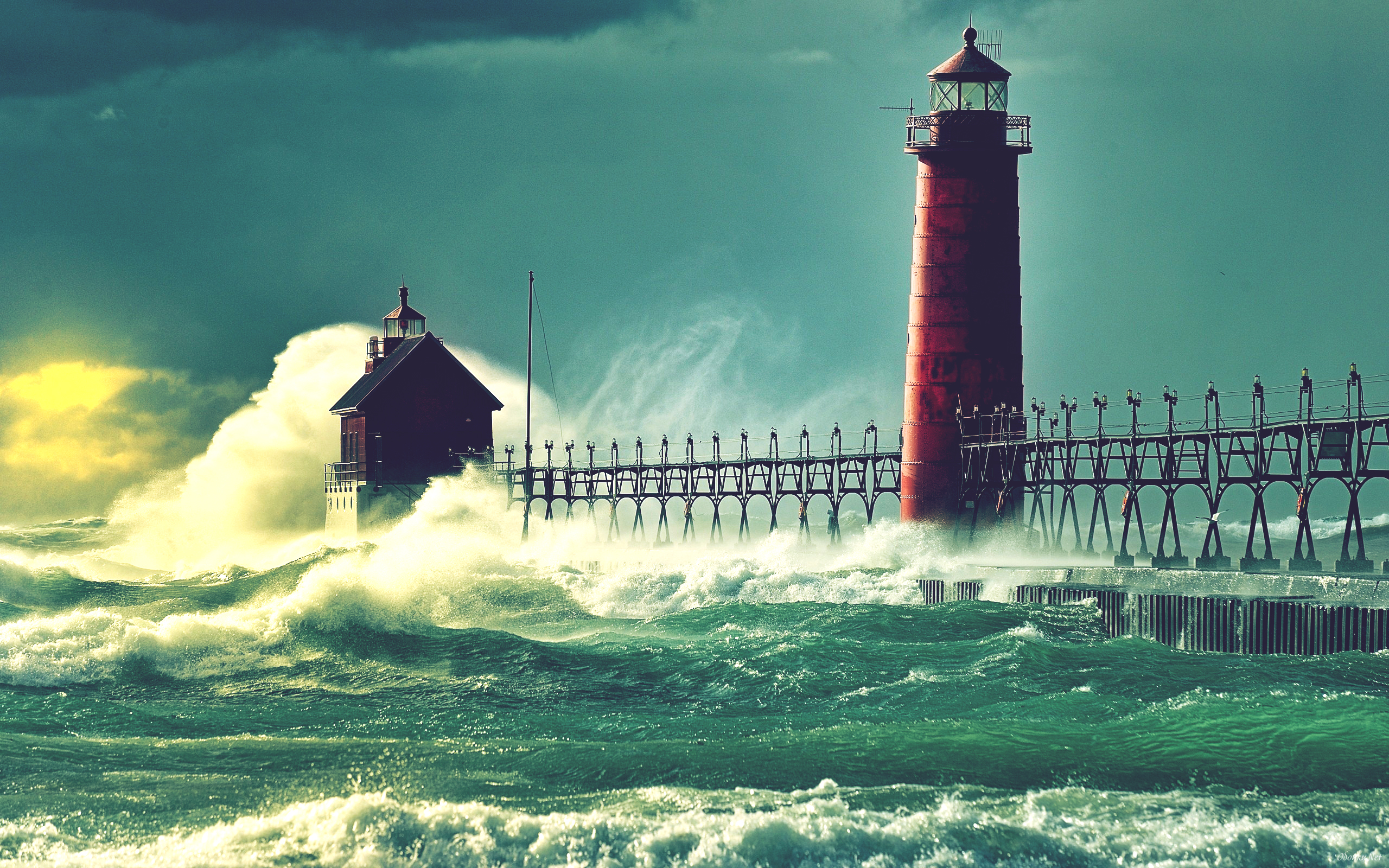 Lighthouse Hd Wallpapers: Lighthouse HD Wallpaper