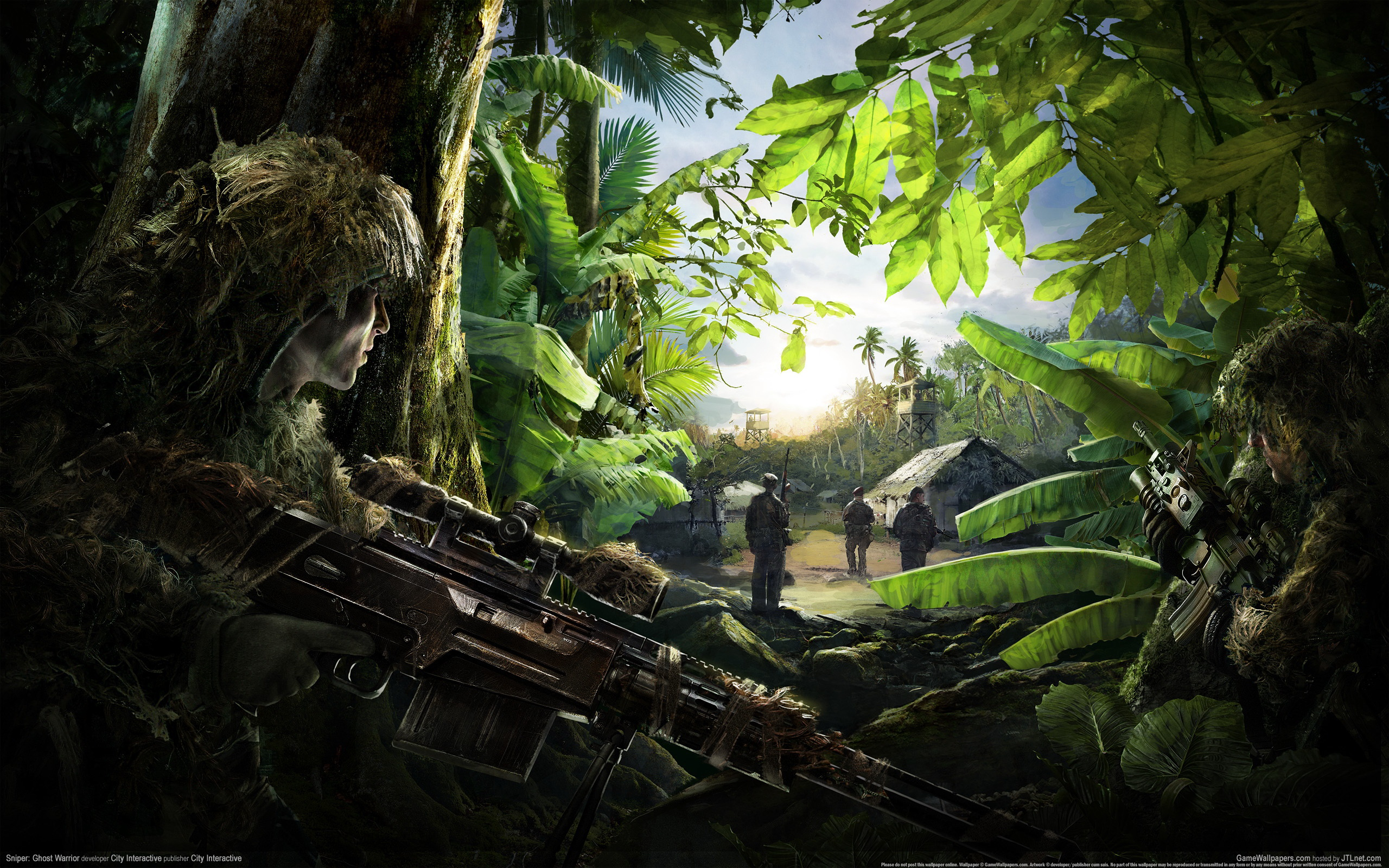 10 sniper: ghost warrior hd wallpapers | background images