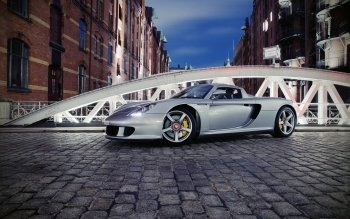 Vehículos - Porsche Carrera Gt Wallpapers and Backgrounds ID : 356254