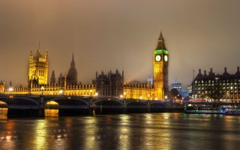 Man Made - Big Ben Wallpapers and Backgrounds ID : 356787