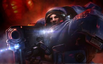 Video Game - Starcraft II: Wings Of Liberty Wallpapers and Backgrounds ID : 356992