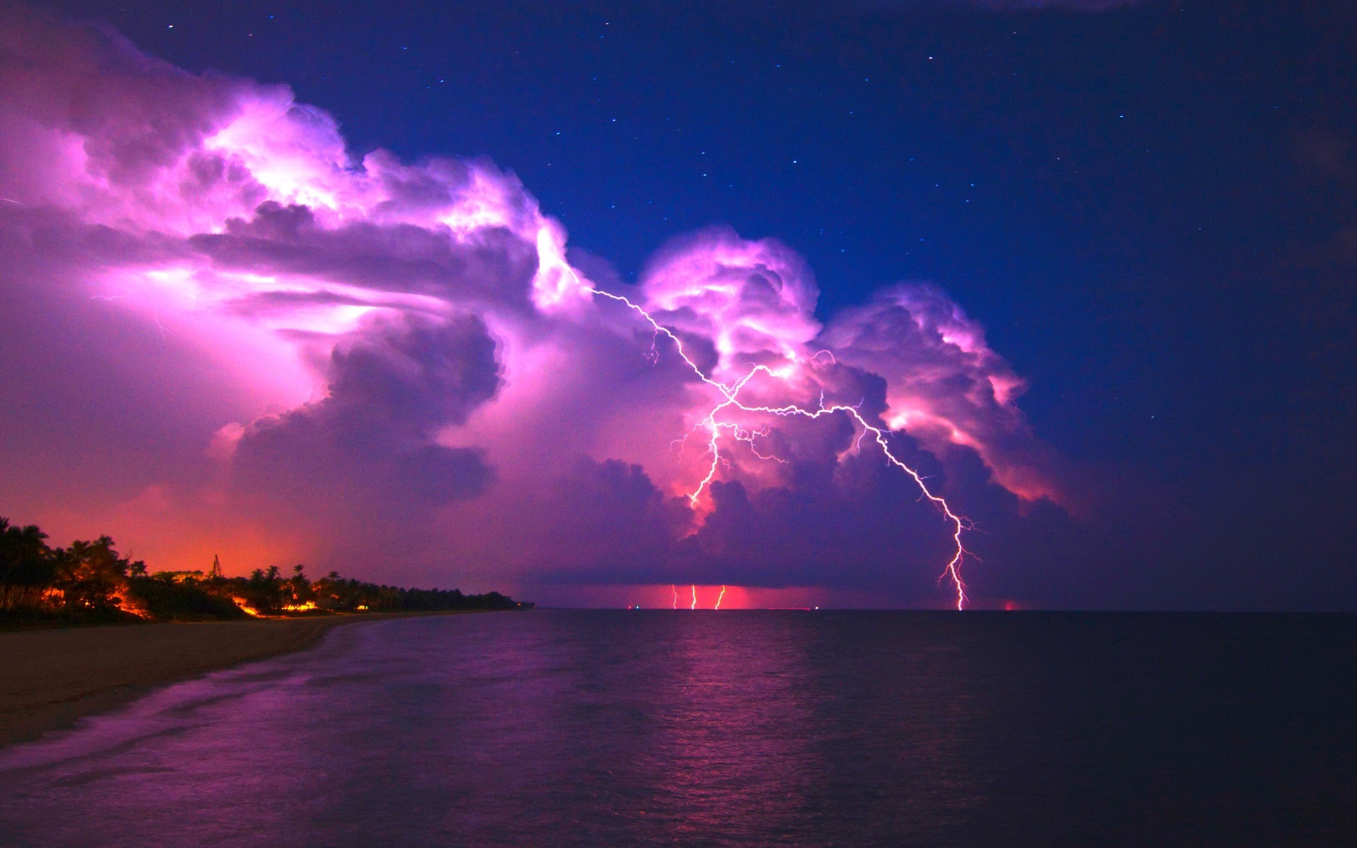 lightning full hd wallpaper and background image | 1920x1200 | id:357028