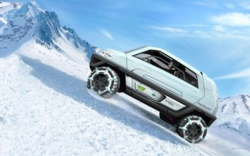 Vehicles - Magna Steyr Mila Alpin Concept Wallpapers and Backgrounds ID : 357305