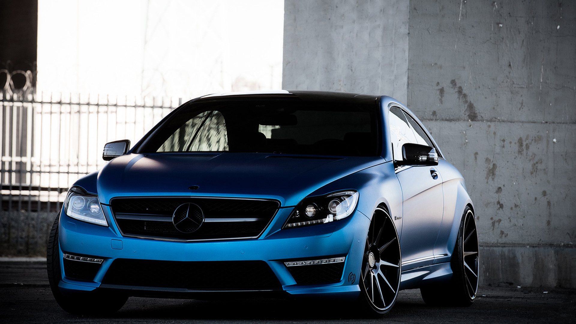 1 Mercedes Benz Cl63 Amg HD Wallpapers | Backgrounds - Wallpaper Abyss