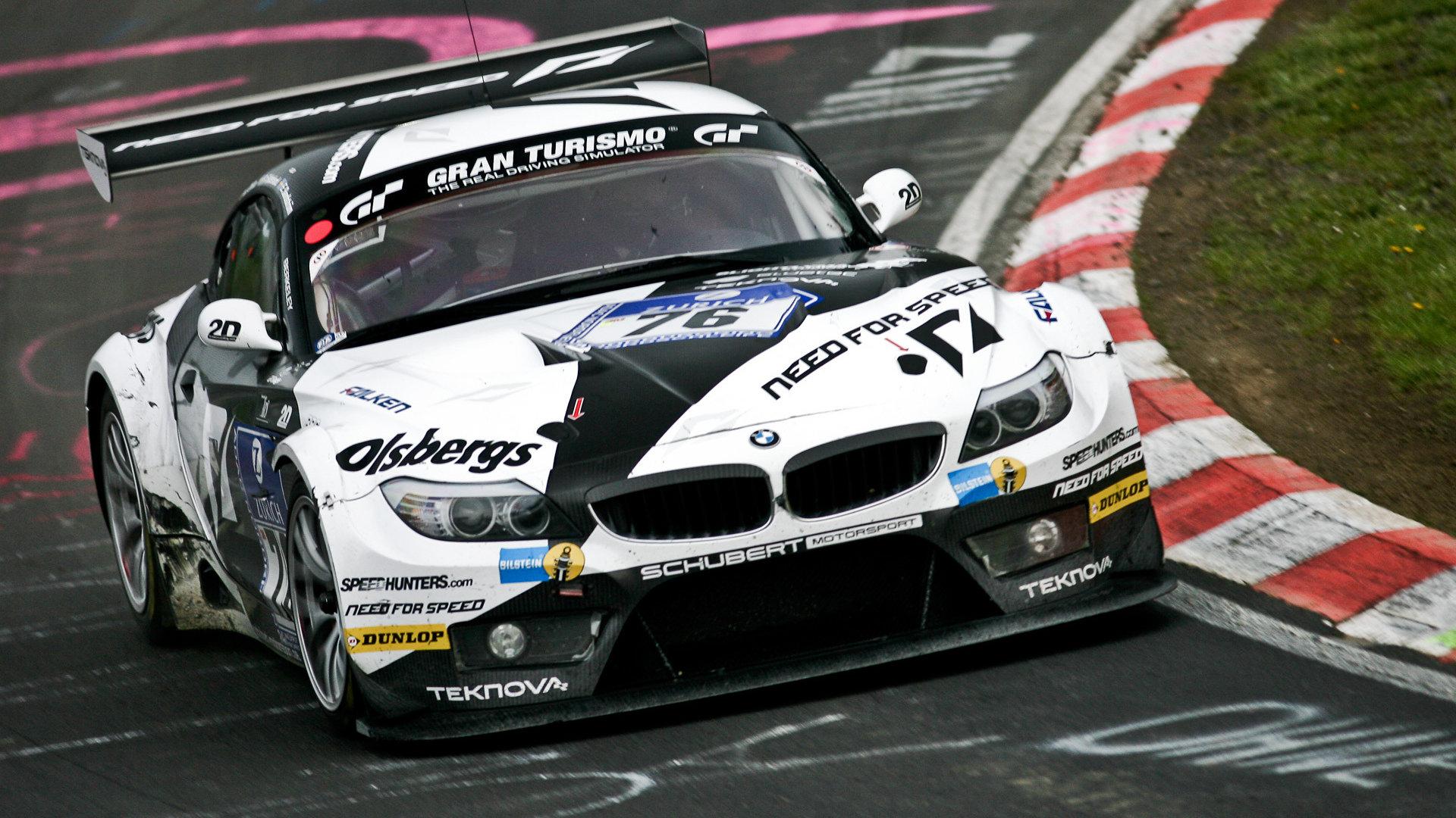 BMW Z4 GT3 HD Wallpaper | Background Image | 1920x1080 ...