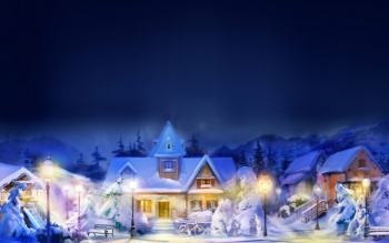 Artistisk - Winter Wallpapers and Backgrounds ID : 358534
