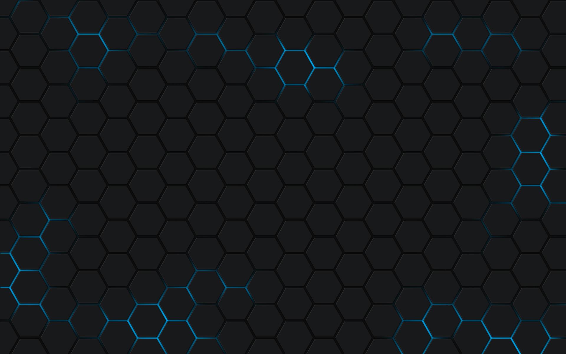 pattern hexagon wallpaper