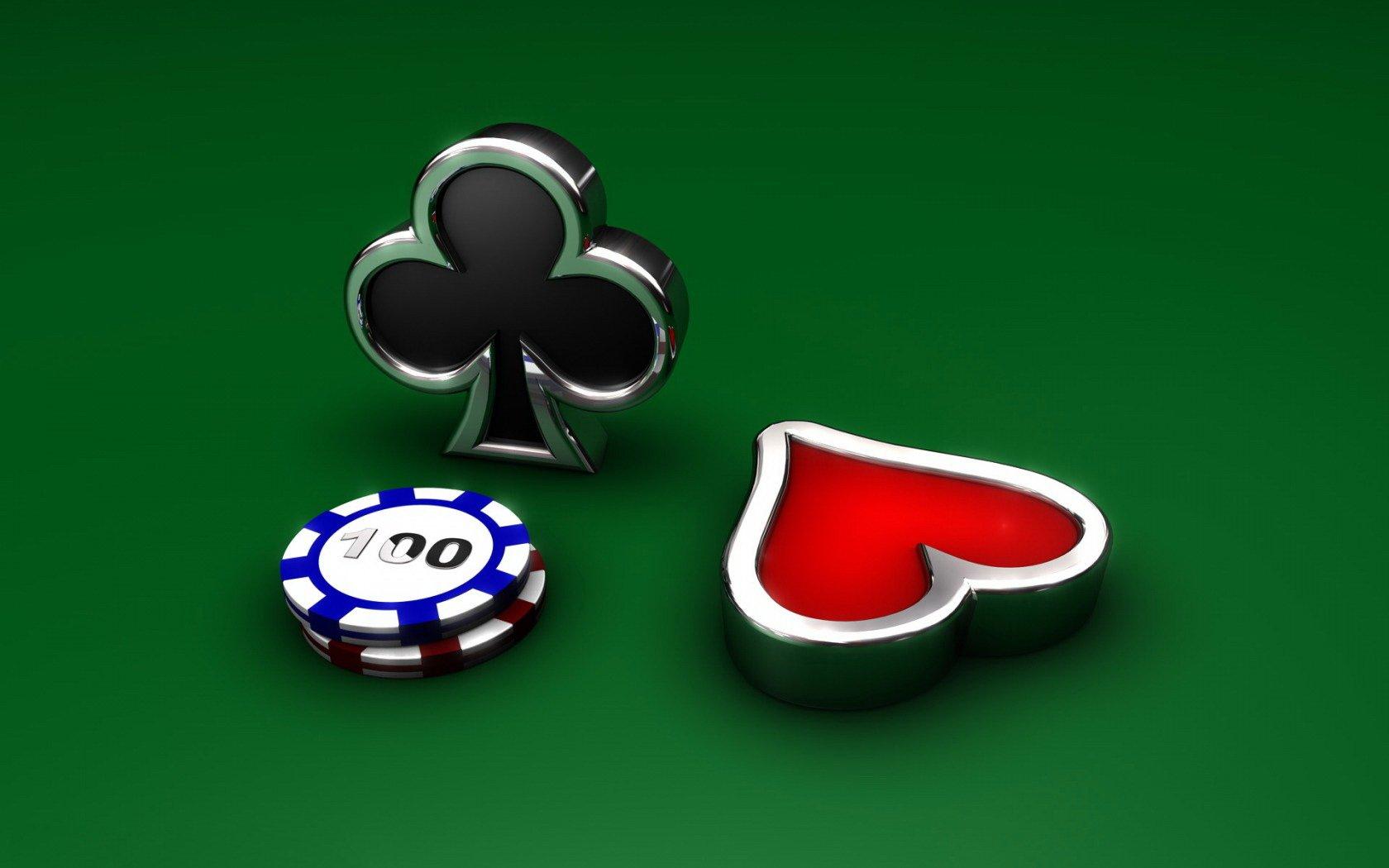 Wallpaper poker 1680x1050