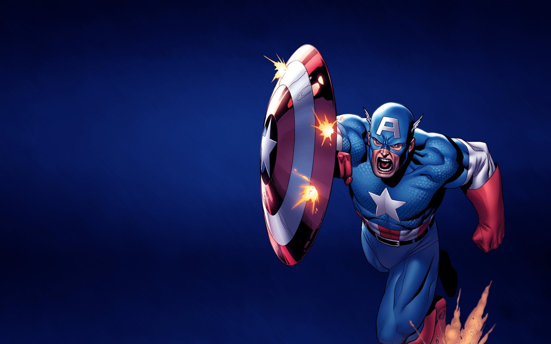 Hd wallpaper of captain america - Captain America Hd Wallpaper Background Id 359910