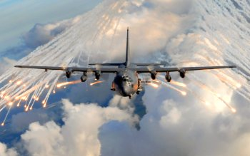 Military - Lockheed AC-130 Wallpapers and Backgrounds ID : 359027