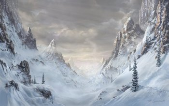 Artistic - Mountain Wallpapers and Backgrounds ID : 359146