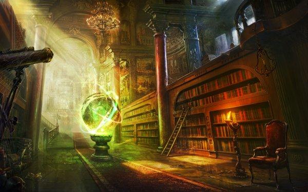 Fantaisie Magique Fond d'écran HD | Arrière-Plan