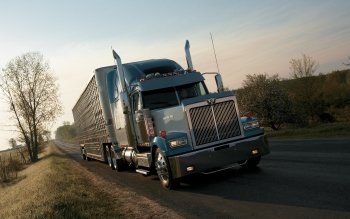 Vehicles - Western Star Wallpapers and Backgrounds ID : 360466