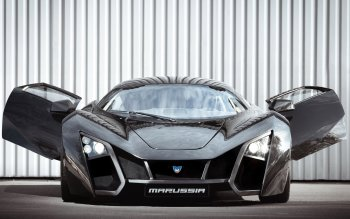 4 Marussia B2 HD Wallpapers | Background Images - Wallpaper Abyss