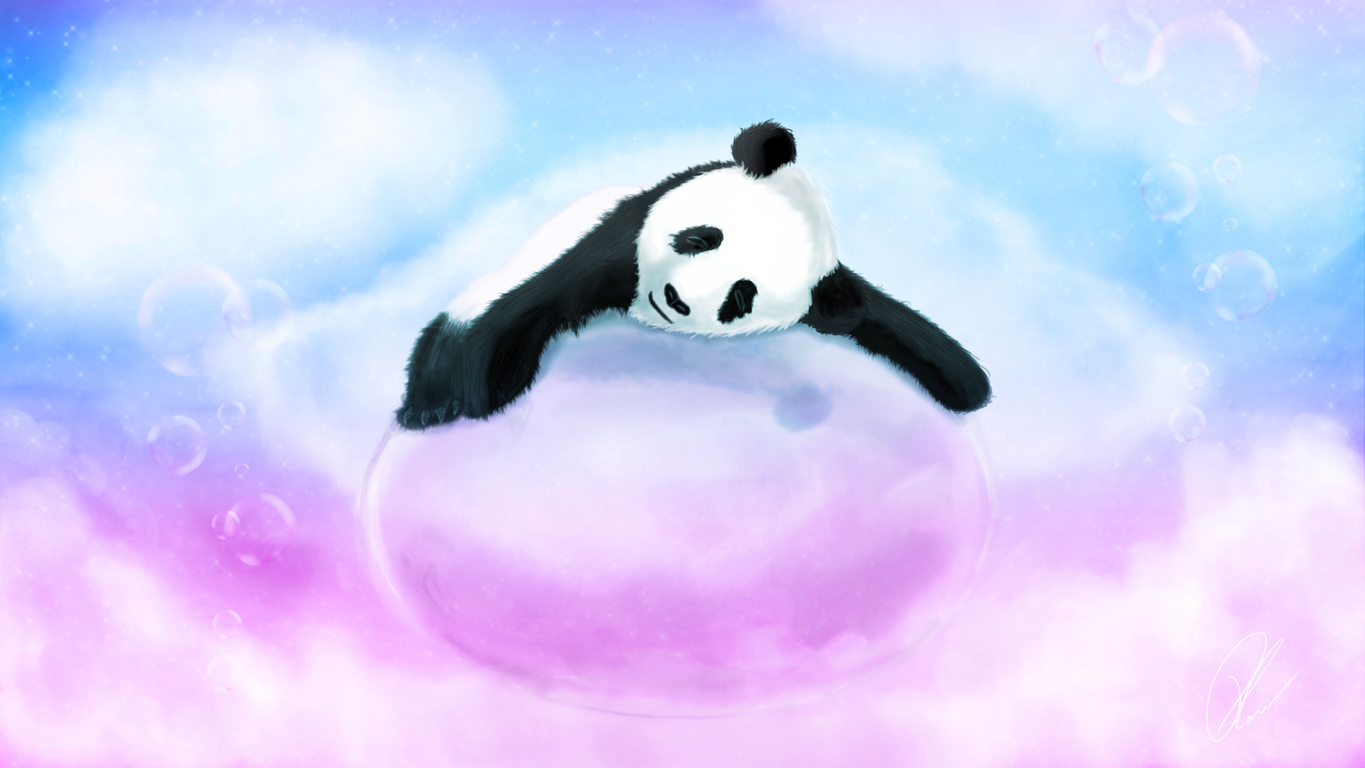 Panda full hd wallpaper and background image 1920x1080 - Panda anime wallpaper ...