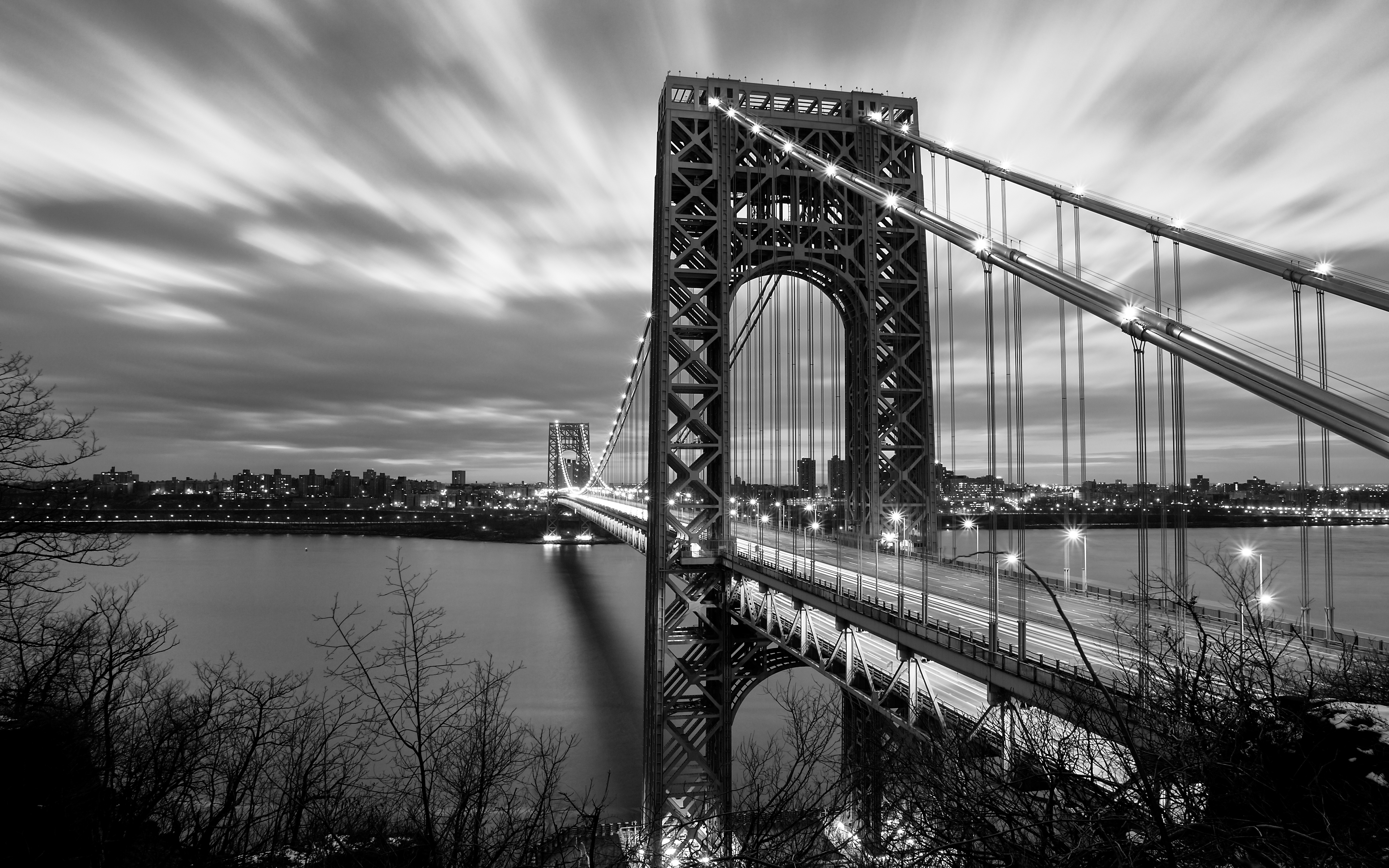 8 george washington bridge hd wallpapers backgrounds for Wallpaper for a