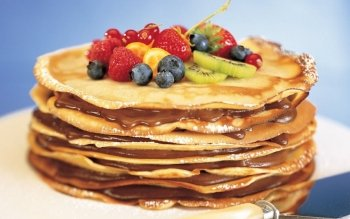 Food - Pancake Wallpapers and Backgrounds ID : 361032