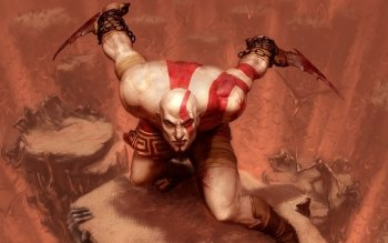 Video Game - God Of War III Wallpapers and Backgrounds ID : 361144