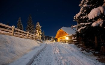 Man Made - Cabin Wallpapers and Backgrounds ID : 361175