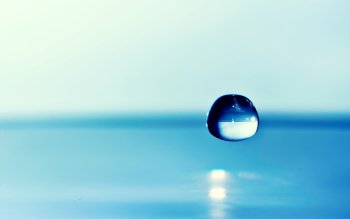 Earth - Water Drop Wallpapers and Backgrounds ID : 361243