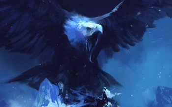 Artistic - Bald Eagle Wallpapers and Backgrounds ID : 361510