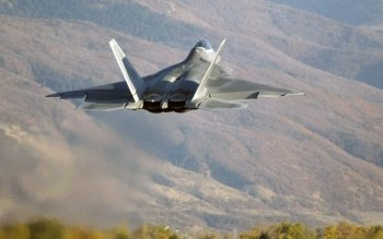 Military - Lockheed Martin F-22 Raptor Wallpapers and Backgrounds ID : 361948