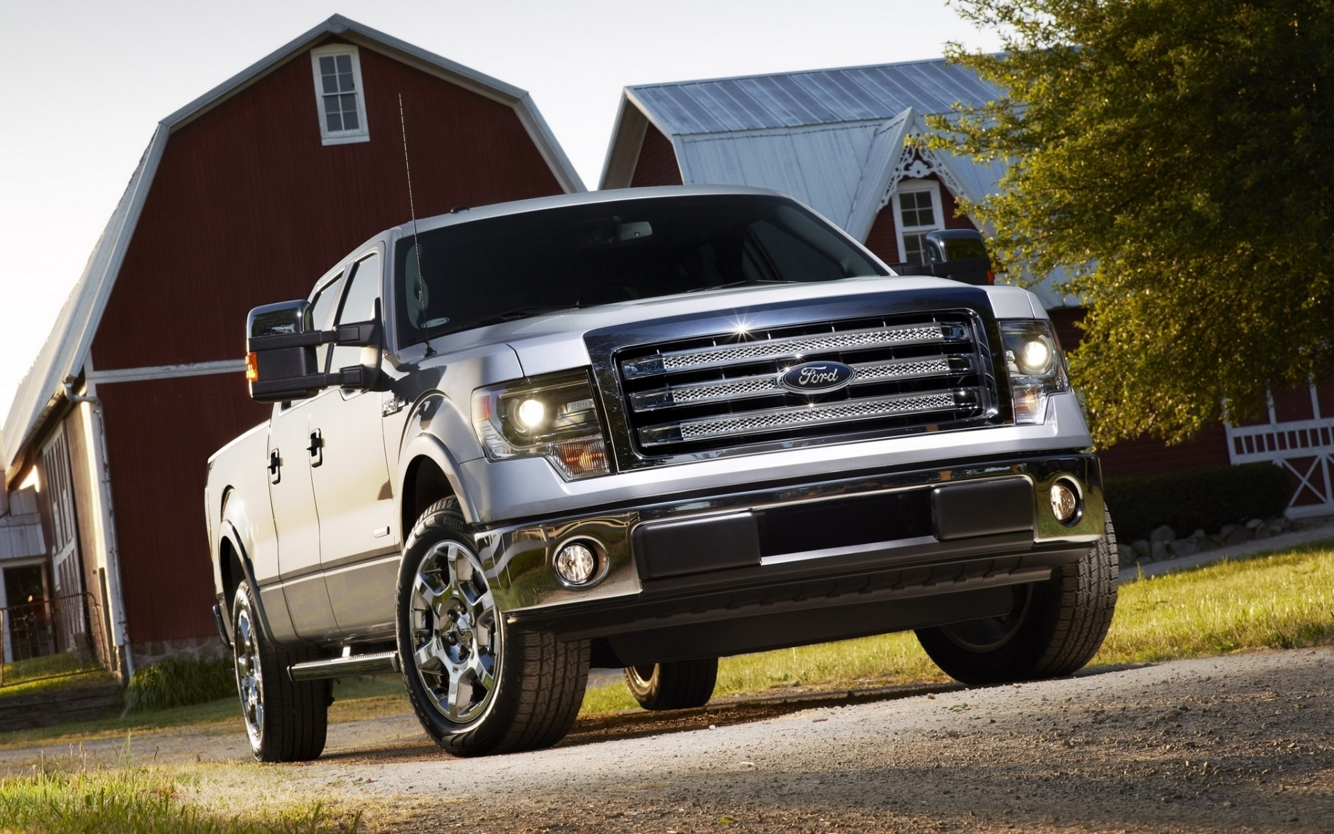 Ford F150 Full HD Wallpaper And Background Image