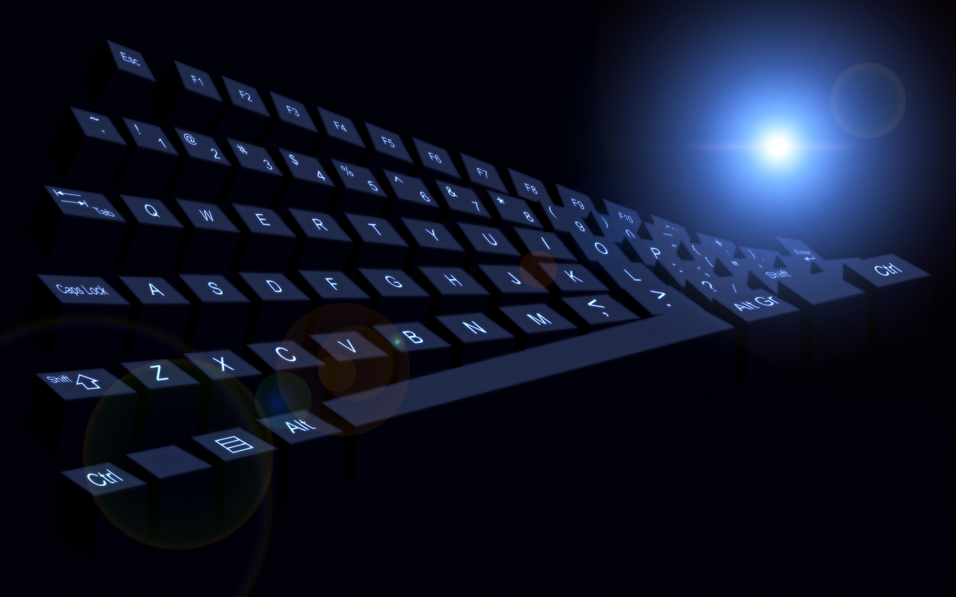 Keyboard Full HD Wallpaper And Background Image