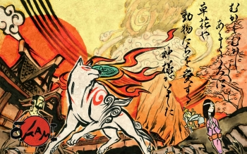 Video Game - Okami Wallpapers and Backgrounds ID : 362423