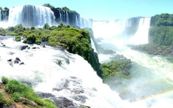 Earth - Iguazu Falls Wallpapers and Backgrounds ID : 362604