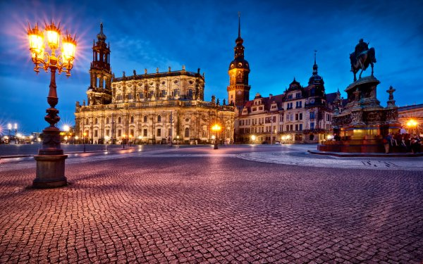 Man Made Monument Monuments Dresden Germany HD Wallpaper   Background Image
