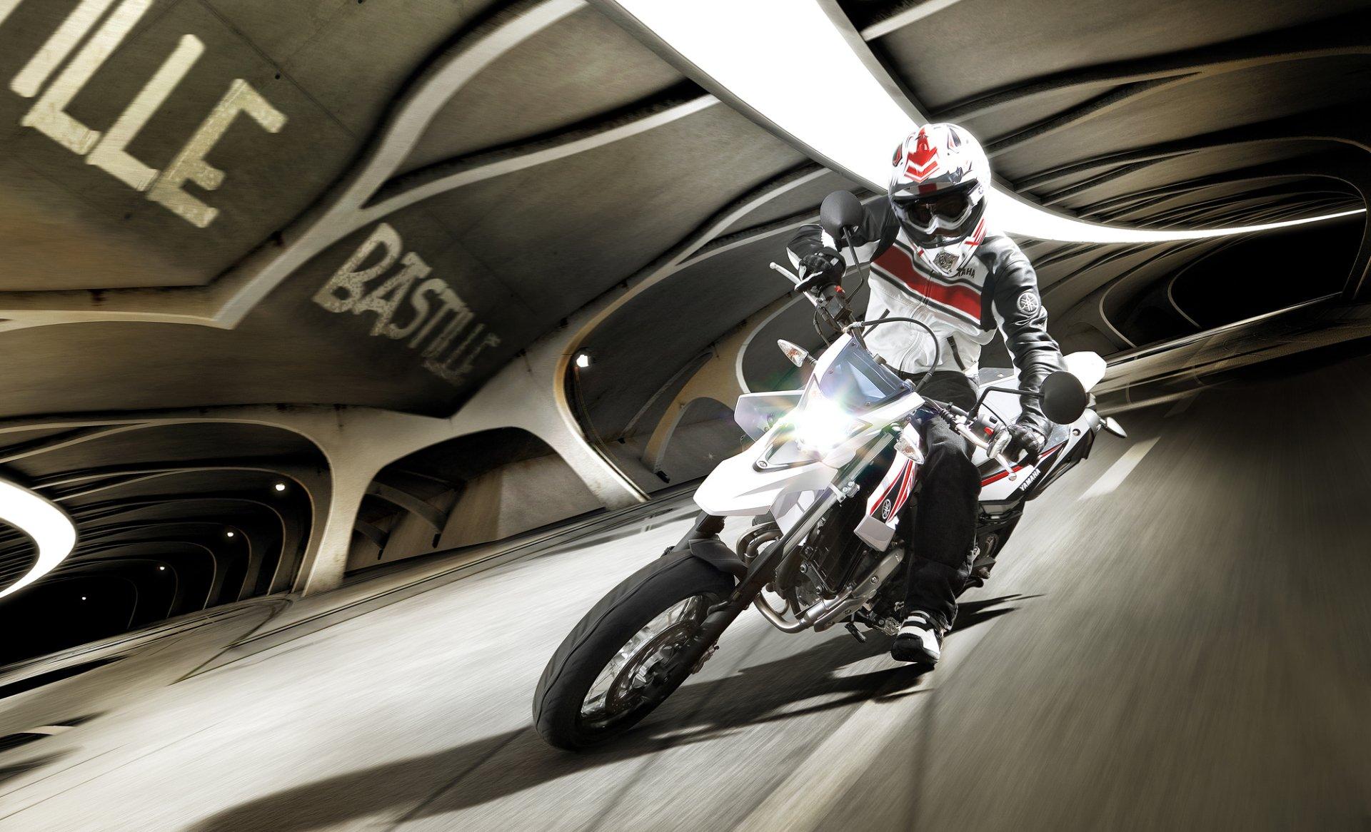 Yamaha Wr 125 X HD Wallpaper