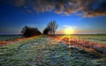 Aarde - Sunbeam Wallpapers and Backgrounds ID : 363037