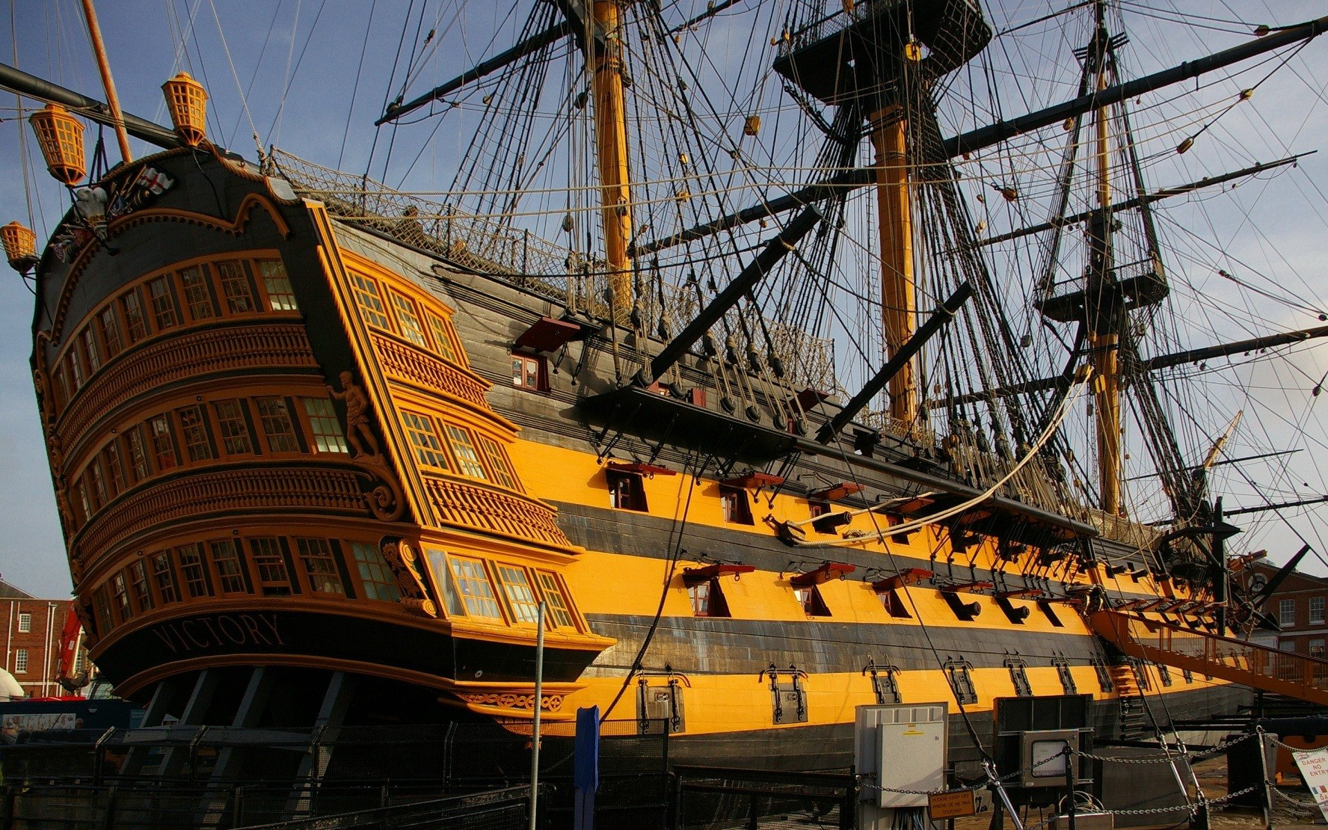 hms victory hd wallpaper and background image