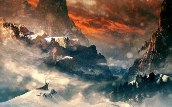 Fantasy - Landschaft Wallpapers and Backgrounds ID : 364136