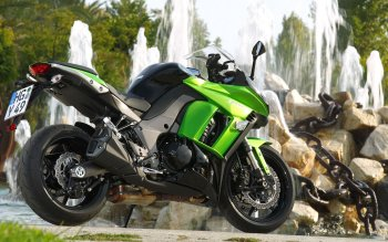 4 Kawasaki Z1000sx Hd Wallpapers Background Images