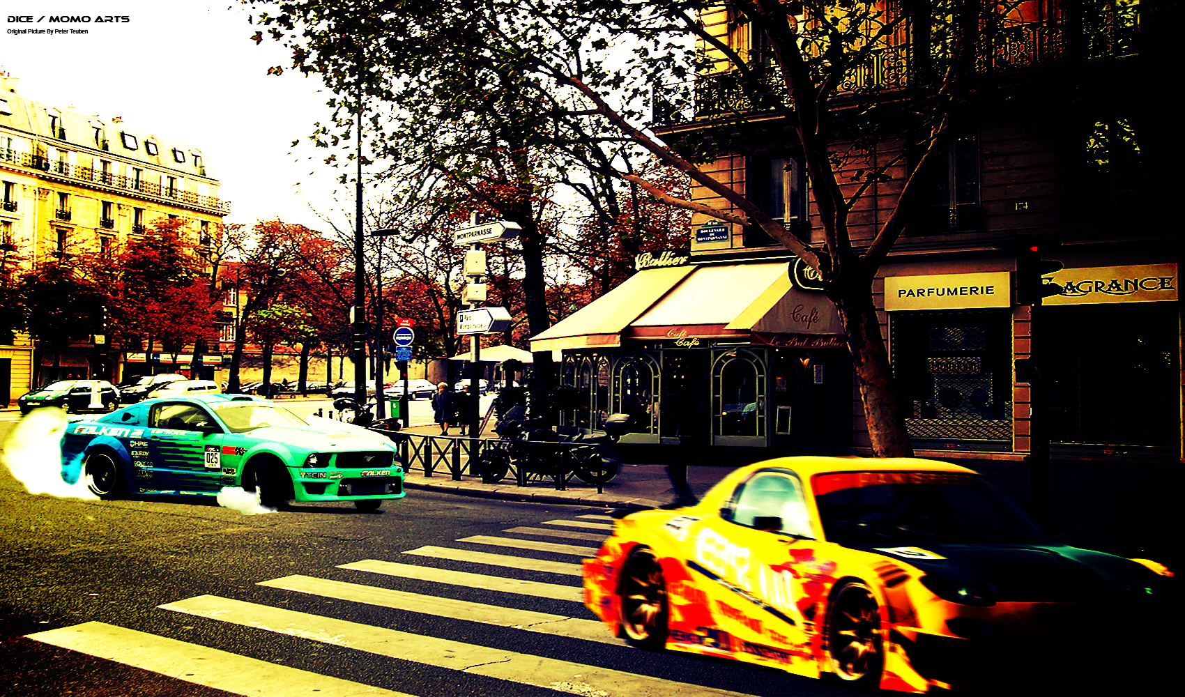 French Street Race Wallpaper and Background | 1700x1000 ...