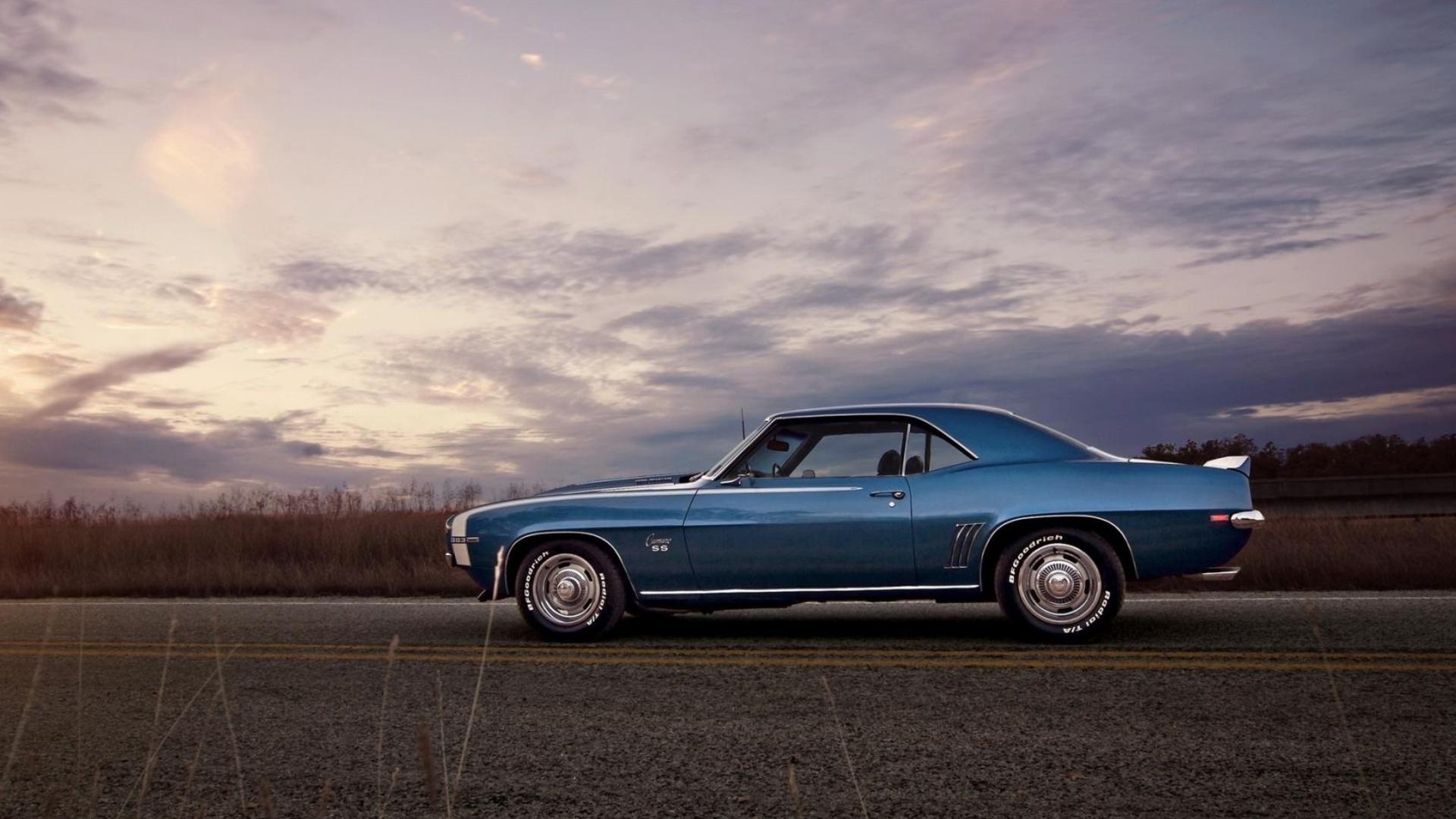 Chevrolet Camaro Ss Fondo De Pantalla Hd Fondo De