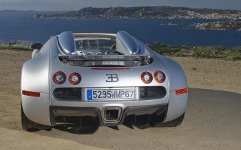 Vehicles - Bugatti Veyron Wallpapers and Backgrounds ID : 366023