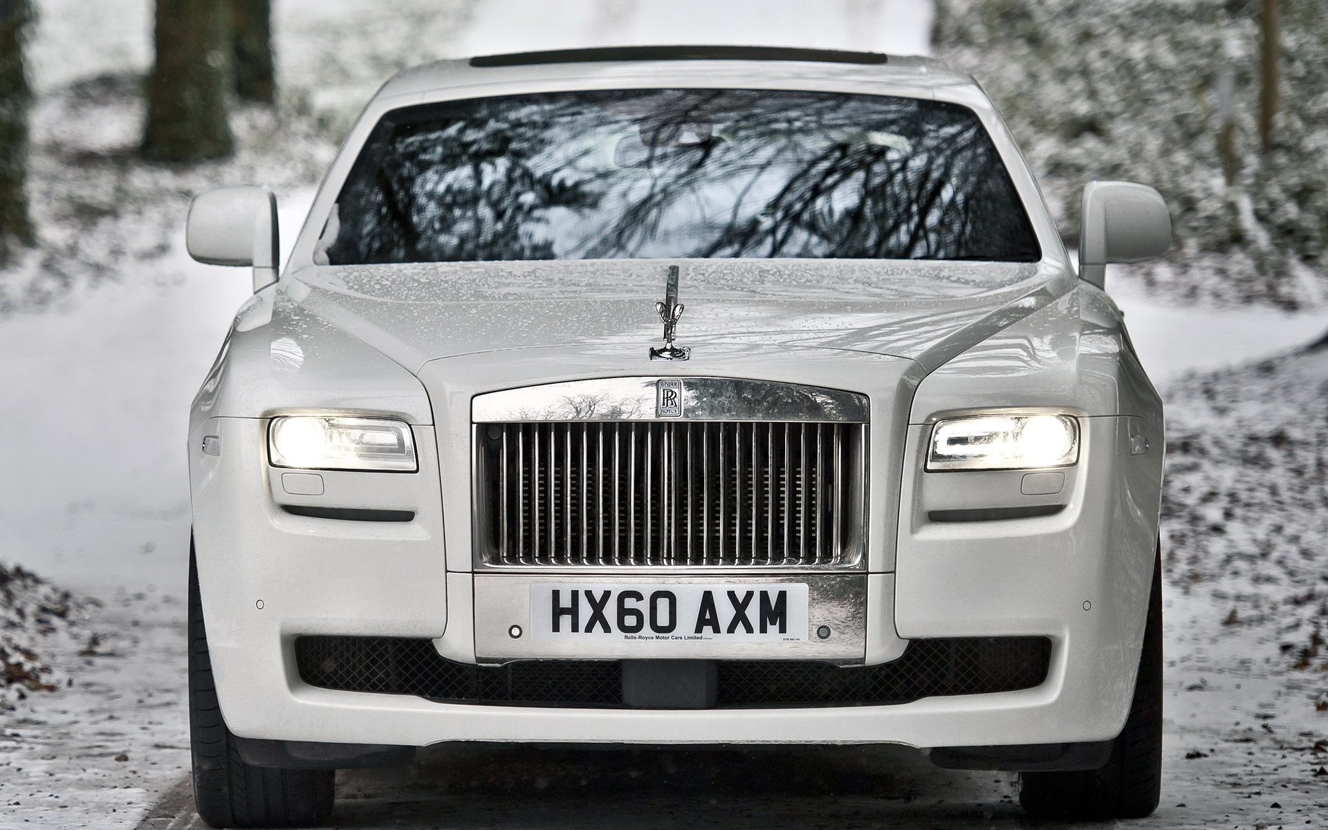 Rolls Royce Full HD Wallpaper And Background Image